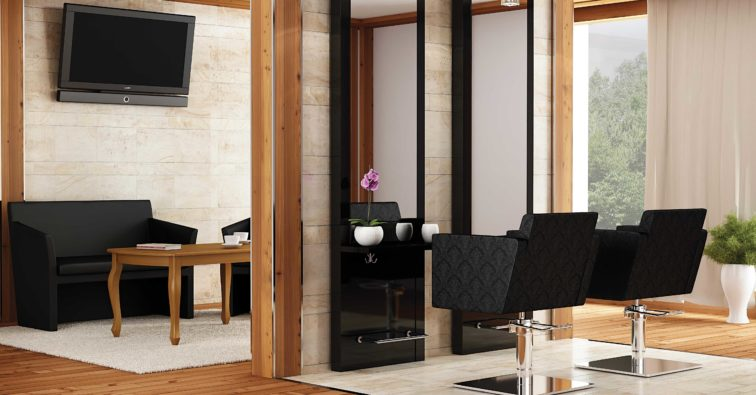 Fotel Fryzjerski Quadro